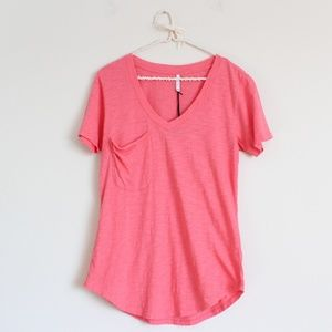 NWT Z Supply The Cotton Slub Pocket Tee
